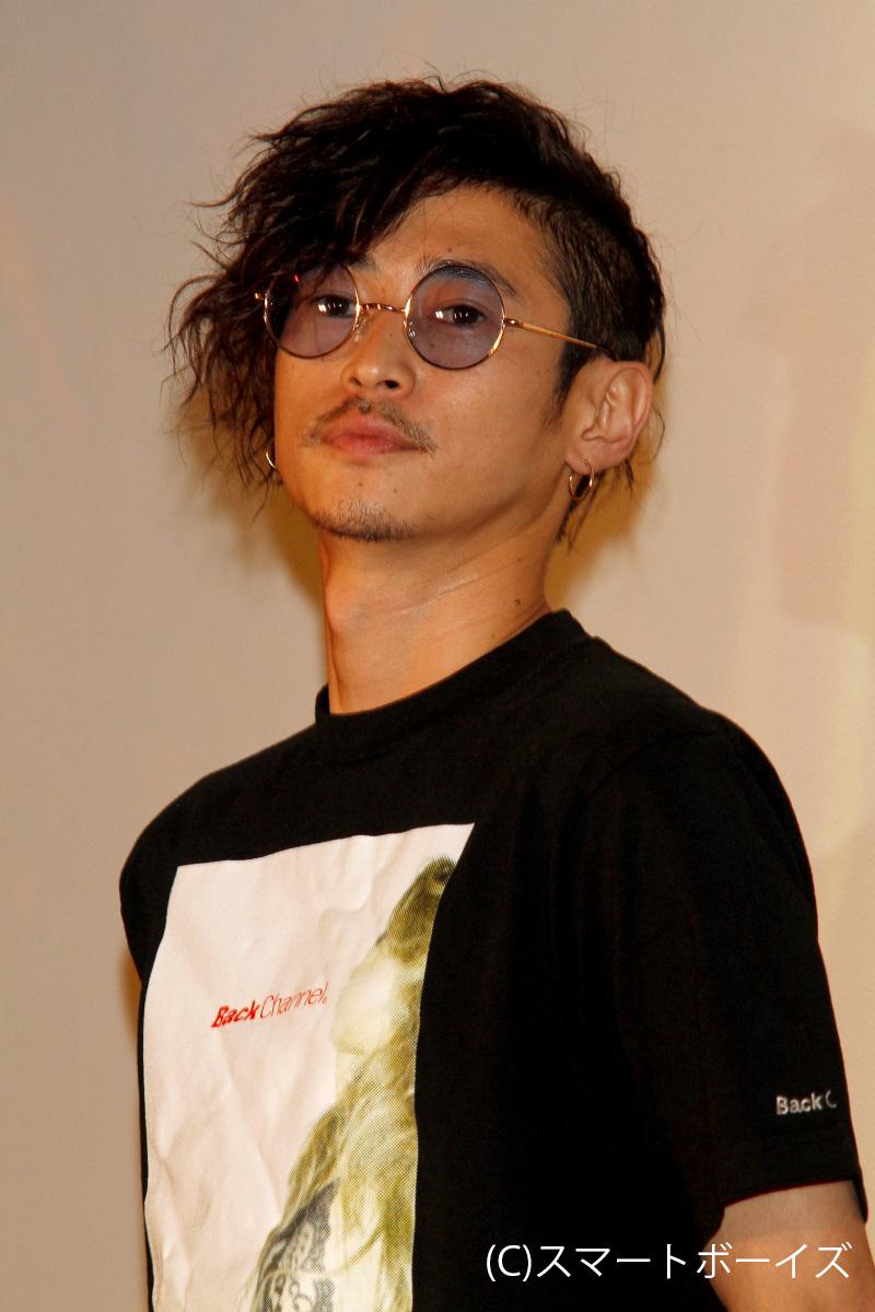 KING OF 個性派>窪塚洋介の髪型 ...