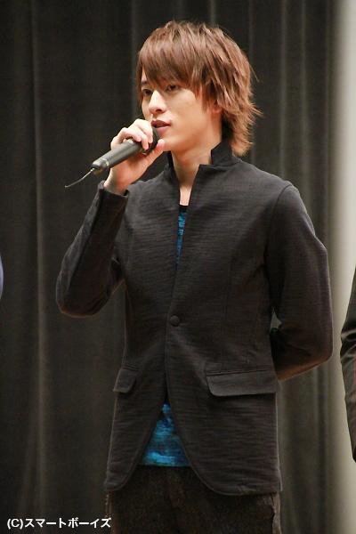 髪型素敵すぎる松島庄太。