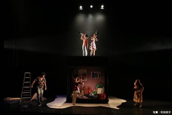 IMG_5812 東京公演は8月9日まで。大阪公演は8月13日~8月16日までHEPホー...