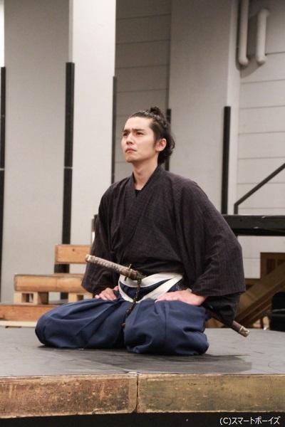 真田幸村役の山本匠馬さん 鈴木拡樹、『幻の城』共演者から栄養不足を指摘されるも「夜はちゃんと御飯