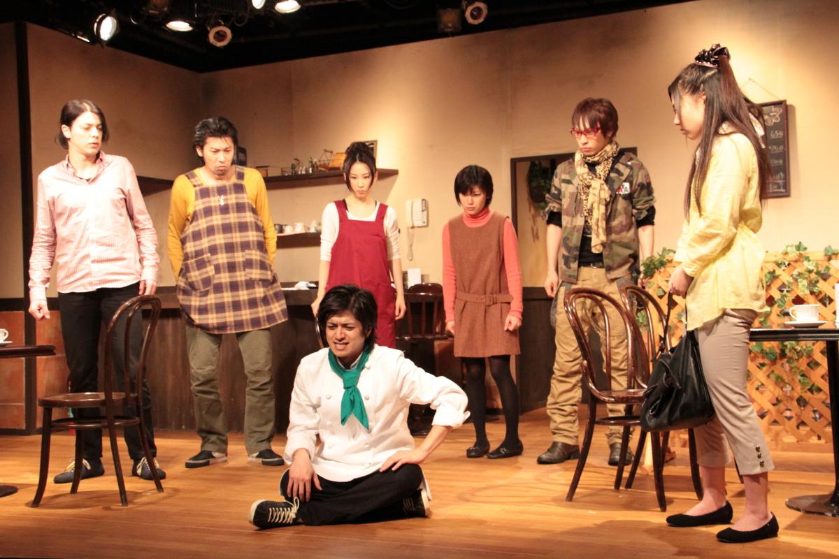 舞台『満天のパティシエ』