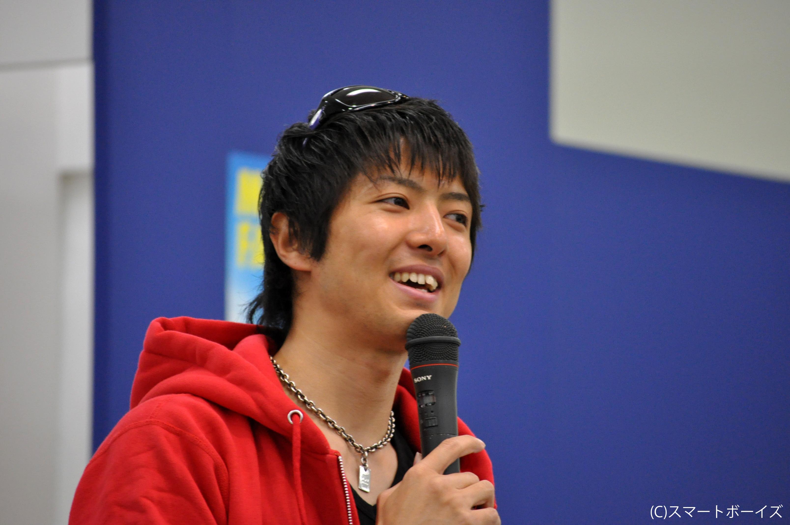 齋藤ヤスカがハマった!水中での新たな挑戦をトークショーで生公開 ...