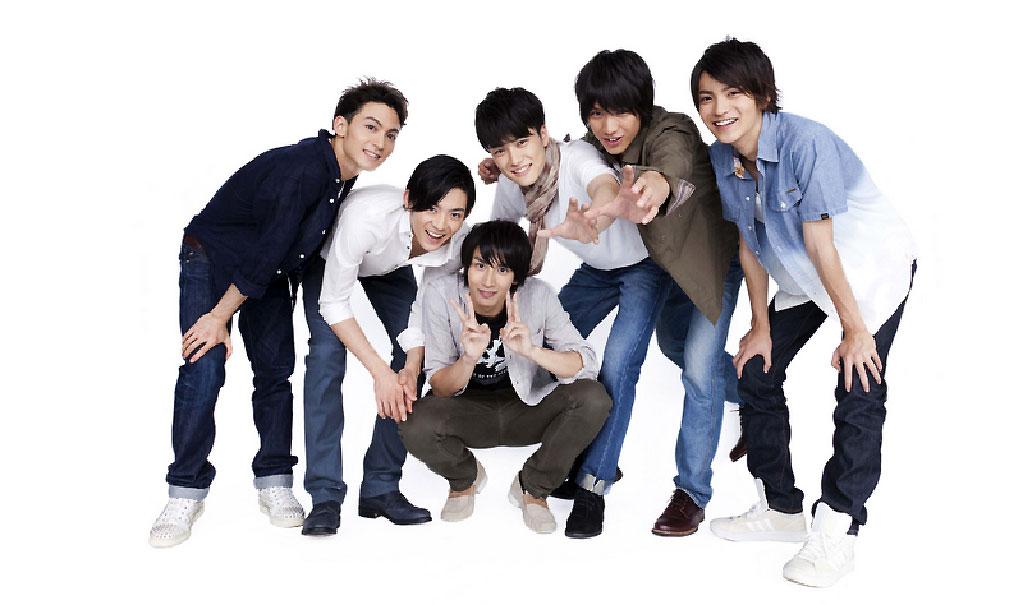 写真左から永瀬匡、竜星涼、市川知宏、入江甚儀、福士蒼汰、山本涼介。