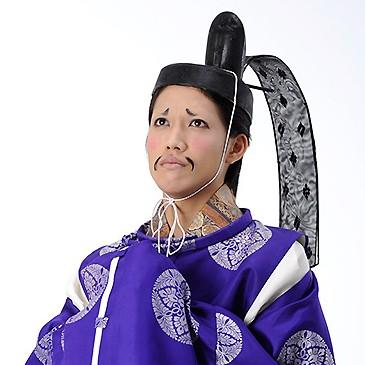 足利義昭役の西村ミツアキ