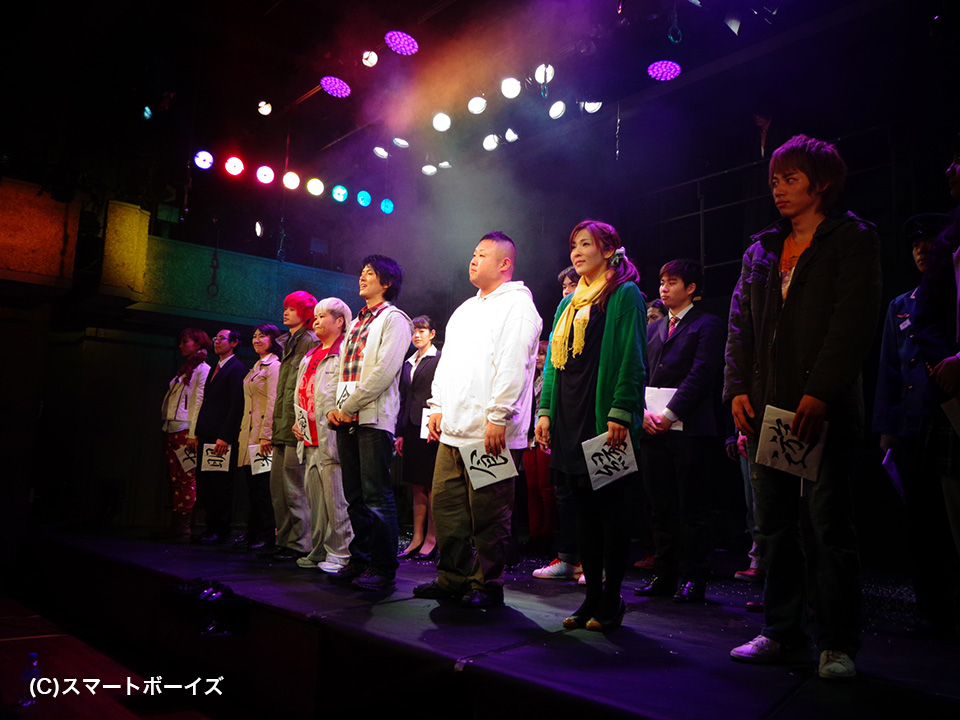 共演に脇知弘さん、ダンプ松本さんも