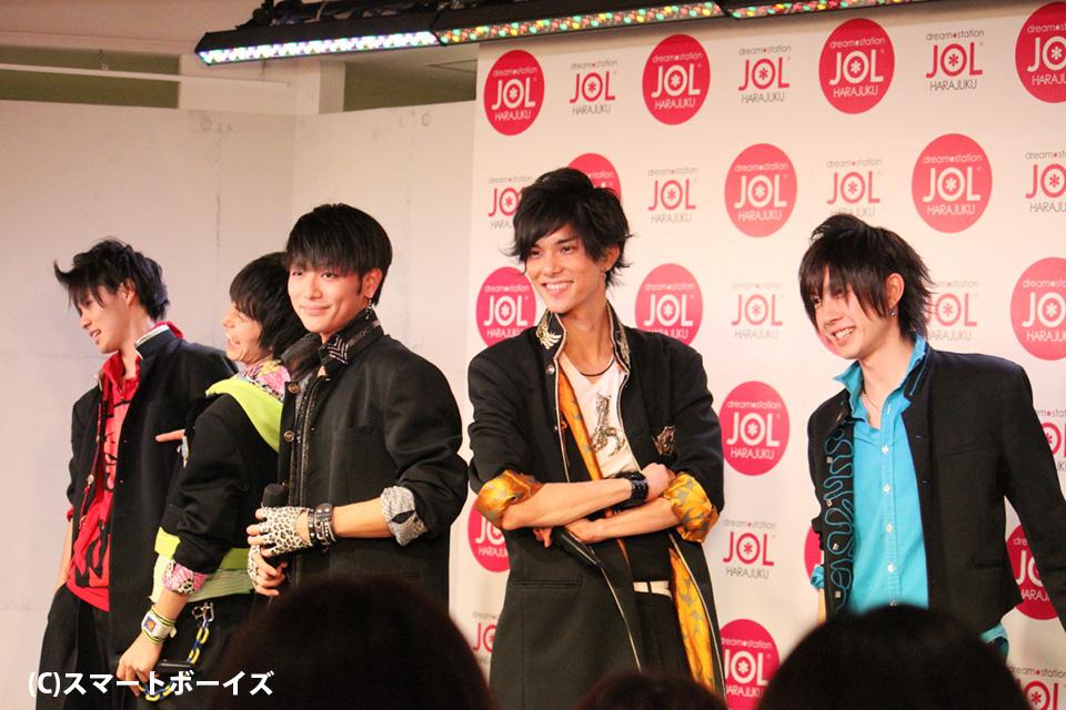 名古屋で連日磨いたパフォーマンスに、東京のファンも熱狂☆