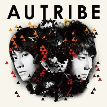 AUTRIBE 1st Album omote