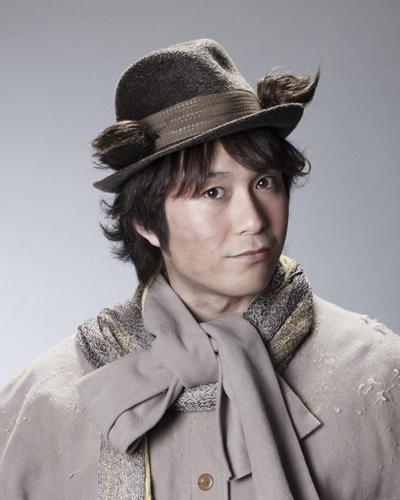 シジン役の大山真志さん