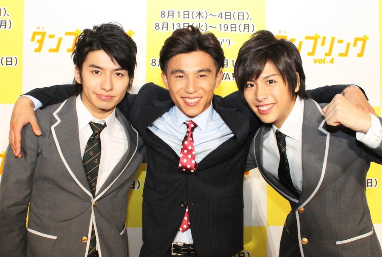 アメスタ特番を観る前に、中尾明慶さん(中央)、武田航平さん、池岡亮介さんのスマボSPインタビューをチェック!