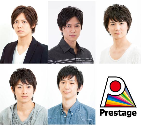 左上から猪塚健太、大村 学、春日由輝、左下から株元英彰、園田玲欧奈