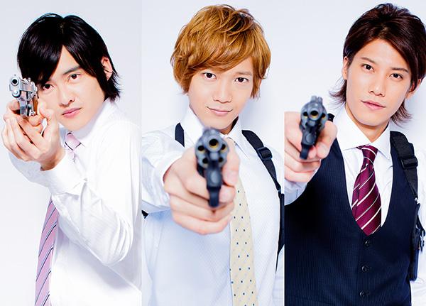 左から木ノ本嶺浩さん、辻本祐樹さん、林剛史さん