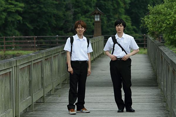 左から桑野晃輔さん、西島顕人さん