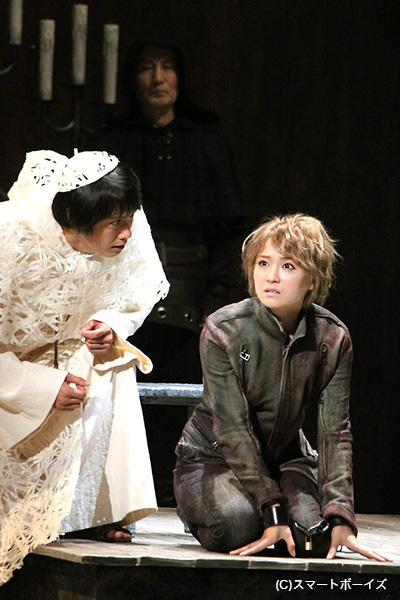 """日本ミュージカル界の歌姫による""""歌のない舞台""""として注目されています"""