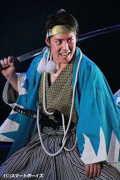 鎌苅健太さん