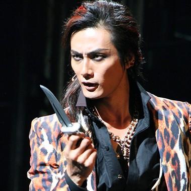 ティボルト役の加藤和樹さん