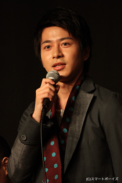 海野六郎役・村井良大さん