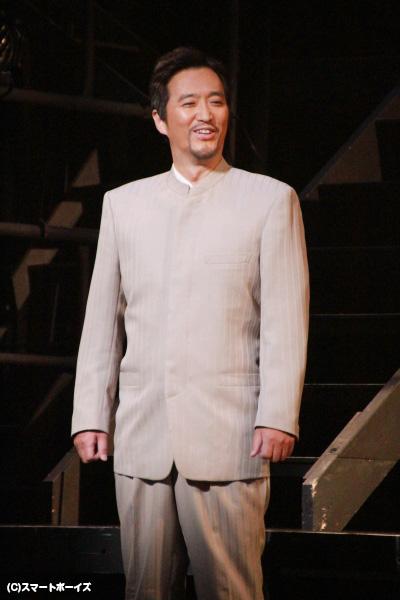 大鶴義丹さん