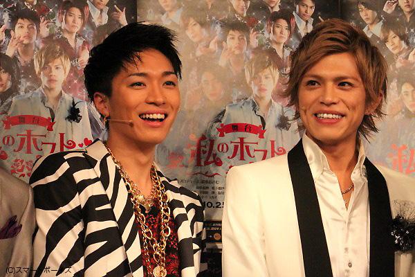 会見中は終始笑顔の山本さんと松下さんでしたが、ランキングの話になると「バチバチ☆です」と、ライバル心むき出しの発言も!?