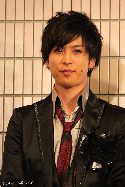 料理が得意な王子さま慶ホスト・咲夜(さくや)役の平田裕一郎さん