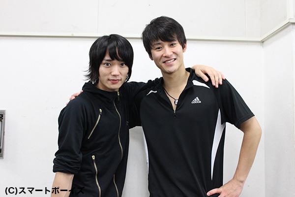 馬場徹さんと山下翔央さんがどんな役で出演するかは、本番をお楽しみ♪
