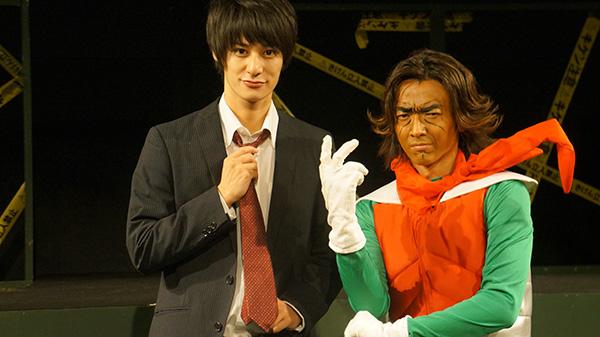 (左から)高崎翔太さんと森本亮治さん