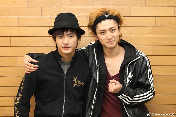 中河内さんと古川さん、ふたり一緒の歌とダンスが生で楽しめるまたとないチャンスです!!