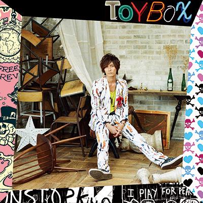 加藤和樹CD+DVD_B