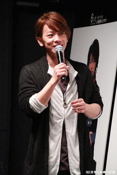約2年ぶりの単独トークイベントに、佐藤さんもファンもノリノリでした