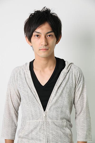 橘輝さん(劇団鹿殺し)