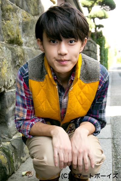 16歳の海成さん、初々しい演技がたまりません!