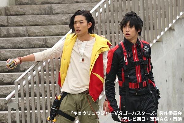竜星涼さん(左)と鈴木勝大さんの夢の共演!!