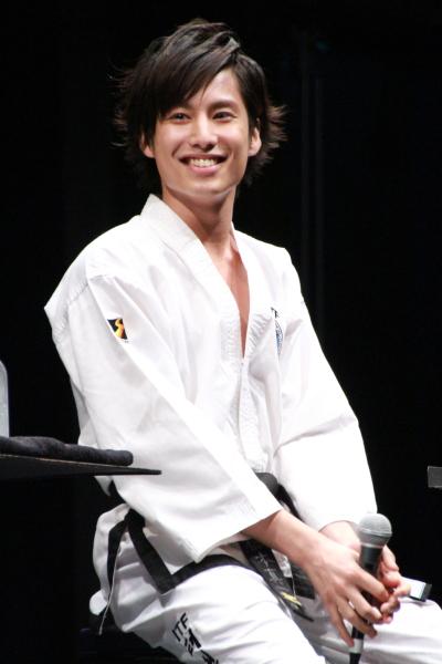 橋本真一さんは、関西出身らしくノリのいいトークを披露