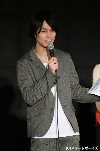 ミュージカル『忍たま乱太郎』で人気の前内孝文さん