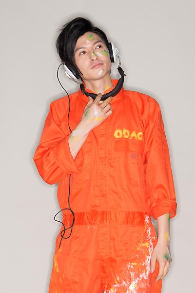 鏡憲二さん(劇団TEAM-ODAC)