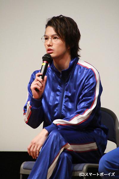 吉村卓也さん