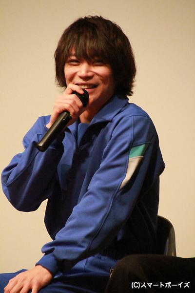 鶴田亮介さん
