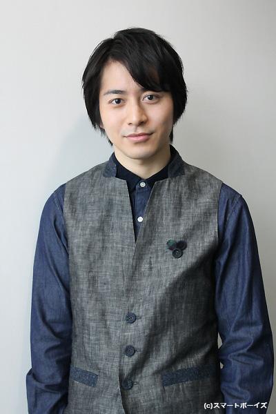 トレジャーレッド役の村井良大さん