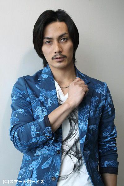 トレジャーブルー役の加藤和樹さん