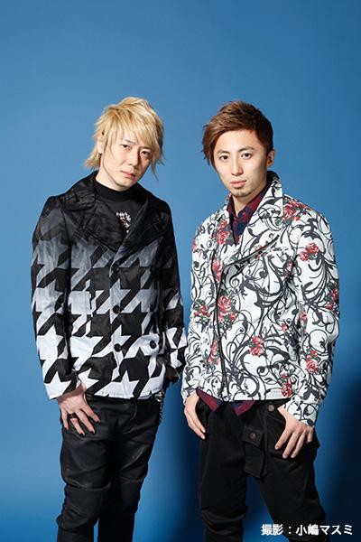 千葉涼平さん(左)と植木豪さん