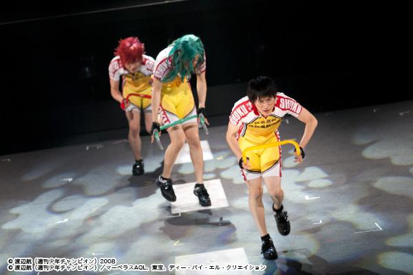 箱根の激坂シーンは手に汗握る演出!