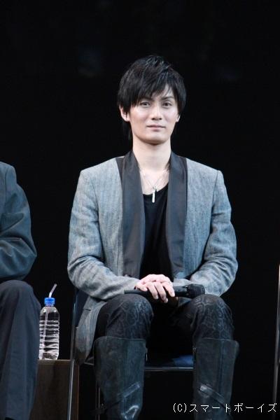 ロビン・ブレイク役(Wキャスト)の加藤和樹さん
