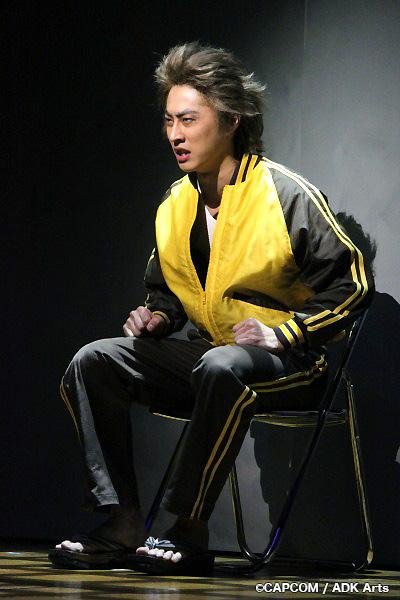 荷星三郎(にぼし さぶろう)役の小笠原健