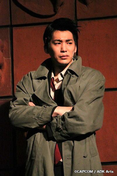 糸鋸圭介(いとのこぎり けいすけ)役の磯貝龍虎