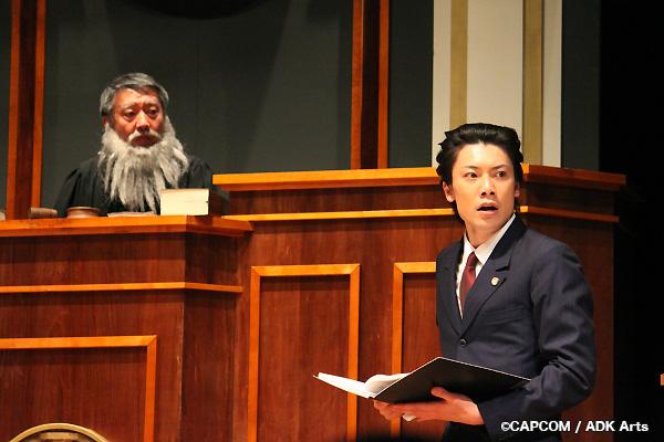 複雑な人間関係を紐解く、熱血弁護士・成歩堂龍一の推理が冴える!