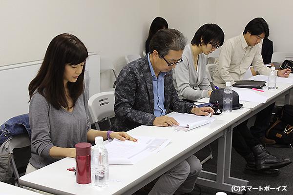 白石美帆、大和田獏らと、いま注目の若手俳優がどう絡むのか期待が高まる