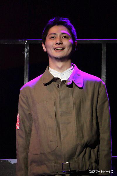 隊の弟分的存在・小原太一郎役の伊藤直人