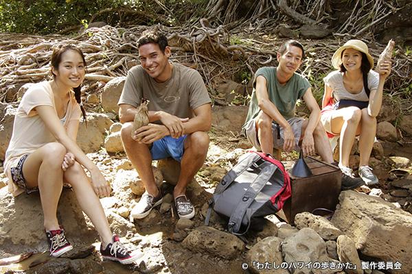 加瀬亮(右から2番目)の自由人キャラにも期待