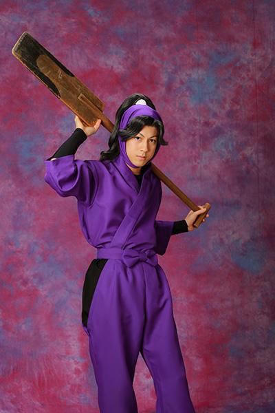 綾部喜八郎(あやべきはちろう)役の布施勇弥