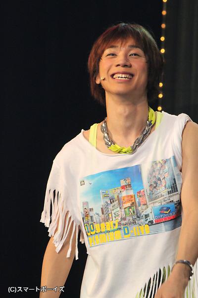 三津谷亮さん