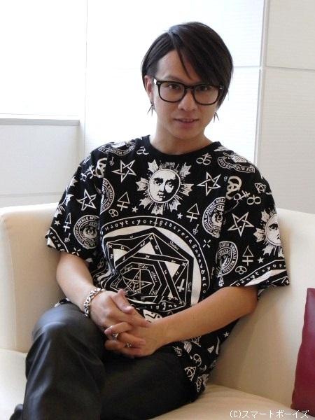 風間由次郎さん